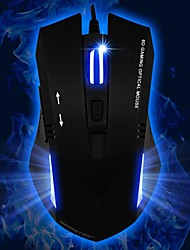 Wfirst X3000-M  Third Gear Speed Mouse Optical Gameing Mouse 2400 DPI