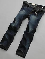 OKFITTING ™ Men's Casual Straight Denim Jeans