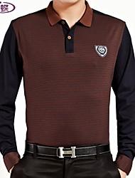 Erdie® Men's Fashion Striped Cotton Polos T-Shirts