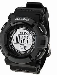 3ATM Digital EL Backlit w/Altimeter+Barometer+Compass+World Time+Stopwatch Sport Watch