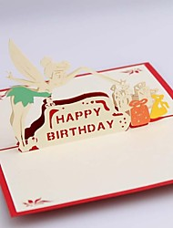 Fay Dimensional Birthday  Card