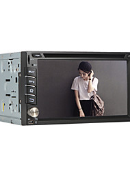 "6.2"" 2 Din  Android 4.0 Capacitive Multi-Touch Screen Universal Car DVD Player with Bluetooth、GPS、IPOD、RDS、SWC、ATV"