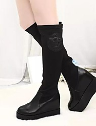 Lacey Fashion High Boots High Heel All Match Boots