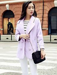 moda casaco fino de trincheira das mulheres