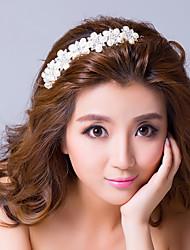 Women's Alloy / Imitation Pearl Headpiece-Wedding / Special Occasion Headbands
