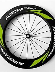 AURORA RACING 700c 88mm Tubular carbon wheels with 20.5mm width