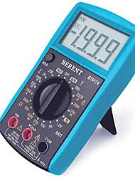 3-1 / 2 chiffres données multimètre numérique lcd détiennent bt9174 Berent