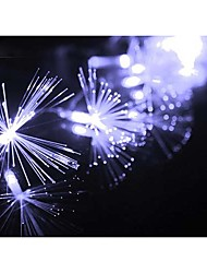 10m Christmas Fiber Optic String Light, 220V