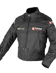 DUHAN® Men's Antifriction and Windproof Motorcycle Jacket with Detachable Cotton Lining