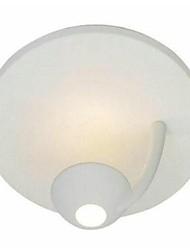 teto ufo circular moderno e minimalista