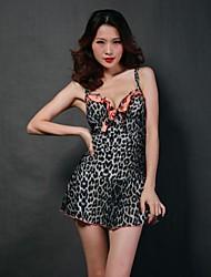 impressão leopardo estilo saia floral lycra spandex um pedaço swimwear pavões lauden® das mulheres