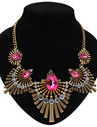 Colorful day  Women's European and American fashion necklace-0526028-1