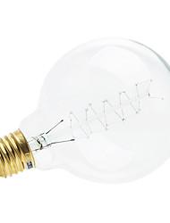 E26/E27 Lampadine globo LED 1 200-260 lm Bianco caldo AC 220-240 V