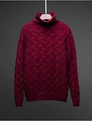 Men's Fashion Turtleneck Sweater