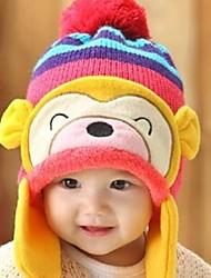 Girls/Boys Hats & Caps Winter Knitwear/Wool Blends