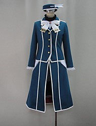 Kantai Collection Atago Cosplay Costume