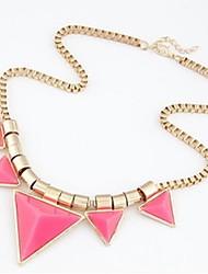 lusa Dreieck Halskette
