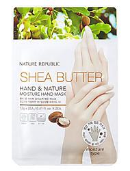 Nature Republic Shea Butter Moisture Hand Mask