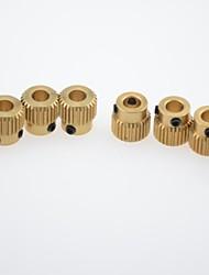 1шт тк шестерни 3d принтер шестерни для Makerbot (26 зубов)