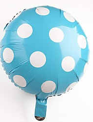 Polka Dot Metallic Balloon(More Colors)