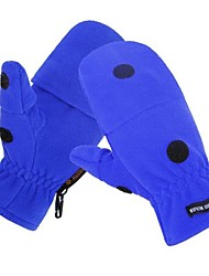 Cycling Waterproof Breathable Anti-skidding Windproof Full Finger Multi-Color Polyester Gloves