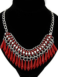 Colorful day  Women's European and American fashion necklace-0526025