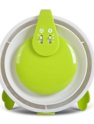 работа в команде бабочка одно поколение оригинальность света вентилятора светодиодные лампы USB-вентилятор светло-розовый