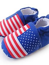Baby Calçados - Mocassins - Azul - Algodão - Para Esporte