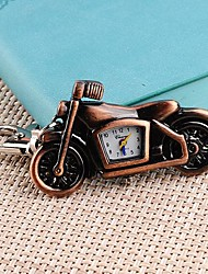 Women's Motorcycle Shaped Case Alloy Quartz Necklace Watch (Assorted Colors) Cool Watches Unique Watches