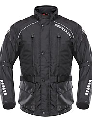 DUHAN® Men's Long Style Motorcycle Cruising Jacket (More Colors)
