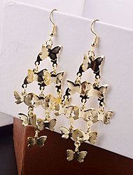 Blingbling Women's Vintage Multi-Layers Earrings