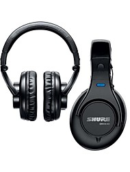 shure® SRH440 cuffie studio professionale cablato over-ear per la registrazione casa e studio / media player / tablet / cellulare