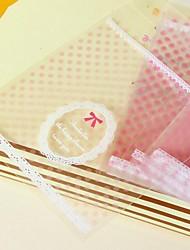 20 Piece/Set Favor Holder - Cuboid Cookie Bags