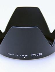 72mm Len Hood for Canon 18-200/28-200mm Len