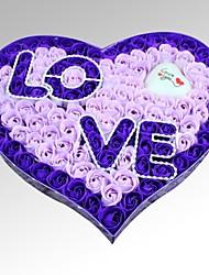 Valentine's Day Romance Love Soap Rose(More Colors)