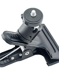 PTZ Vigorously Clamp with Pan & Tilt for Universal Use for Gopro