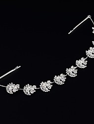 Women's Rhinestone/Alloy/Imitation Pearl Headpiece - Wedding Headbands