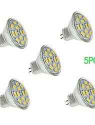 MR11 - Точечные лампы ( Прохладный белый , Декоративный ) - 5 W- GU4