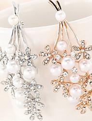 Cristal Perle Or Argent Bijoux Soirée Occasion spéciale