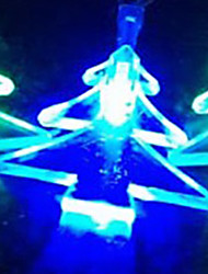 2M 20-LED Christmas Tree Shape Colorful Light Lamp for Christmas Decoration