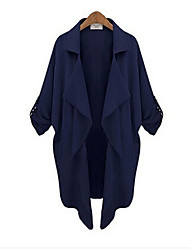 Women's Chiffon Casual Long Sleeve