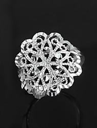 N7 Women's Fashion Temperament 925 Silver Ring