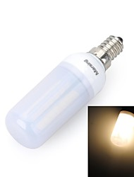 10W E14 LED Corn Lights T 56 SMD 5050 800-900 lm Warm White / Cool White AC 220-240 V