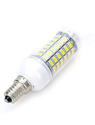 12W E14 / E26/E27 LED-maissilamput T 69 SMD 5730 1100-1200 lm Lämmin valkoinen / Kylmä valkoinen AC 220-240 V 1 kpl