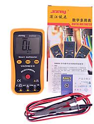 auto rango pantalla digital multímetro instrumento eléctrico multifuncional szbj bm99a