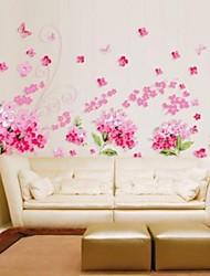 stickers muraux Stickers muraux sticker décoratif fleurs de style
