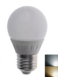 2 pcs E26/E27 3 W 10 SMD 5730 350 LM Warm White/Cool White LED Filament Lamps AC 100-240 V