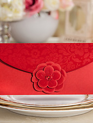 Flower Red Packets-Set of 10