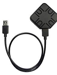 4-poorts high-speed USB 3.0-hub