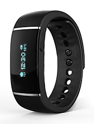 ORDRO S55 Smart BraceletMedia Control / Camera / Alarm Clock / Sleep Tracker / Timer / Stopwatch / Find My Device / Audio / Message